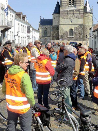 Fietstocht Limburg